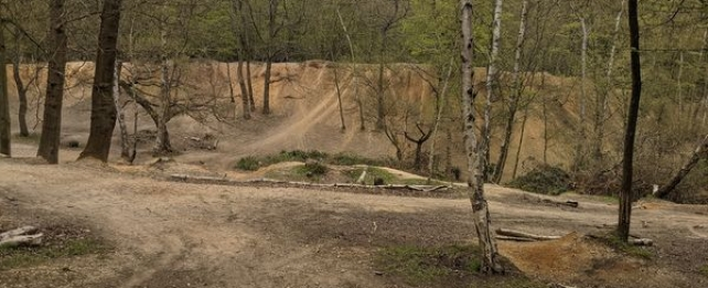 Want to develop your slow speed control whilst riding off road.