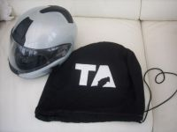 Hand made and personalised helmet bags