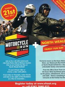 Essex Bike Show 2017