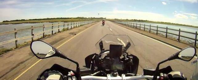 Advanced Motorcycle Training & Back to Biking.